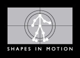 Shapes In Motion logo design