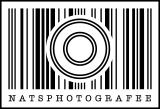 NATSPHOTOGRAFEE logo design