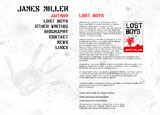 James Miller web design