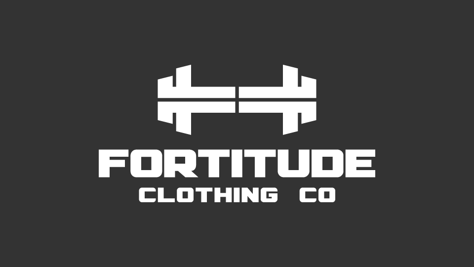 logo design for fitness clothing label