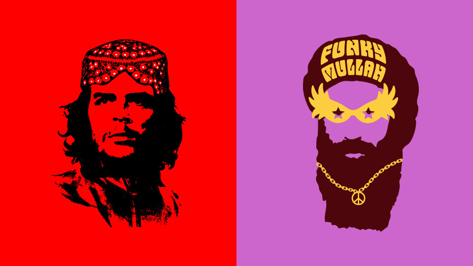 Custom t-shirt designs for media company