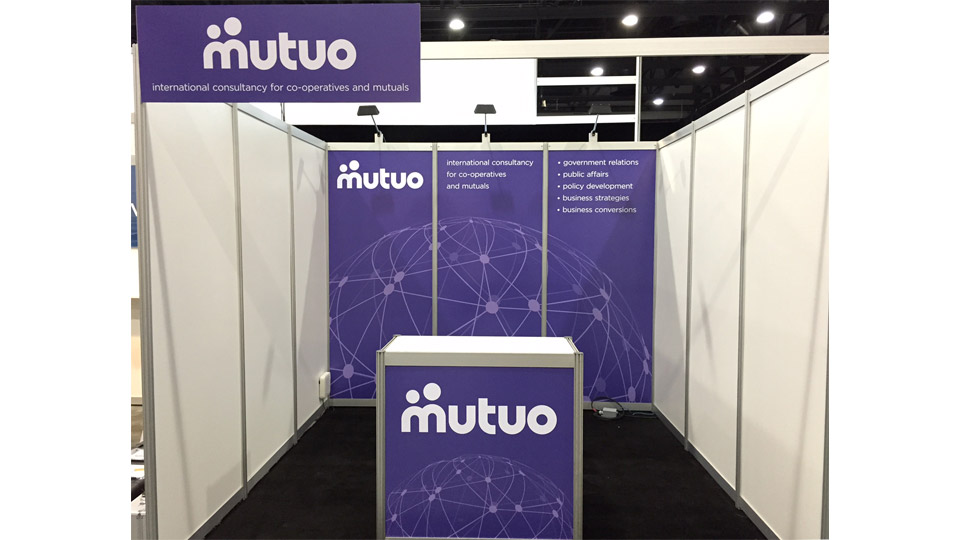 conference stand design